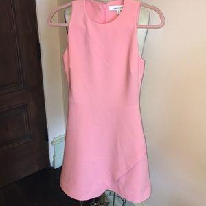 Elizabeth and James pink cross dress